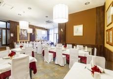 Restaurante - Hostal Alarico